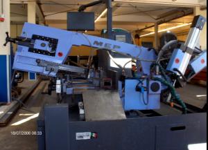 Zaagautomaat rond 330 mm